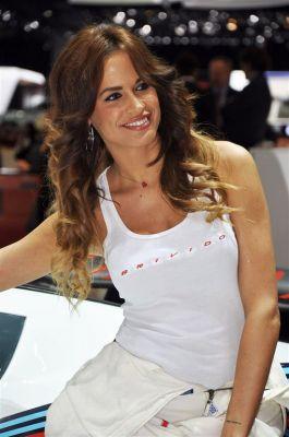 Les hôtesses de Genève 2012