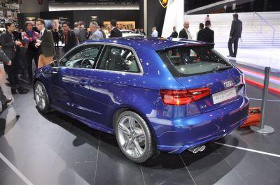 Audi A3 salon