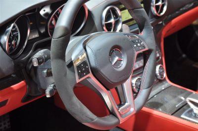 Mercedes SL 63 AMG Edition 1