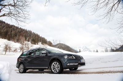 Volkswagen Passat Alltrack 2.0 TDI 140 ch 4MOTION