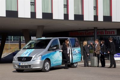 Mercedes Vito E Cell
