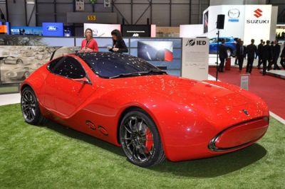 Genève 2012 : le meilleur des concept-cars
