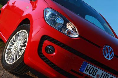 Volkswagen Up 5 portes BVR5 75 ch
