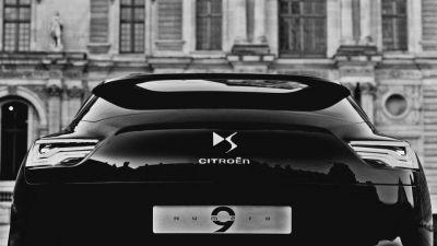 Citroen Concept Numero 9