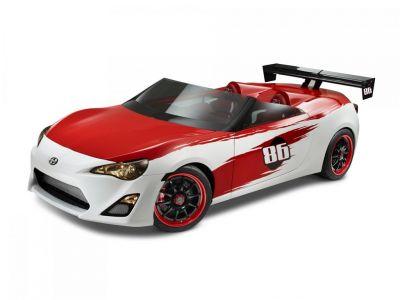 Scion FR S Speedster