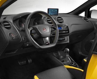 Seat Ibiza Cupra 2012