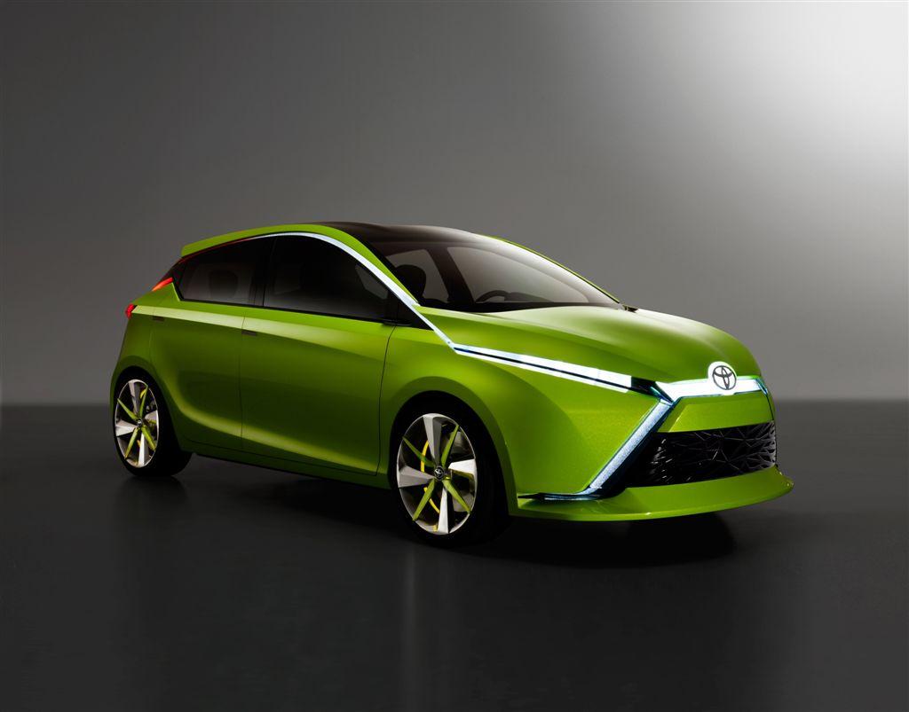concepts Toyota Pékin 2012