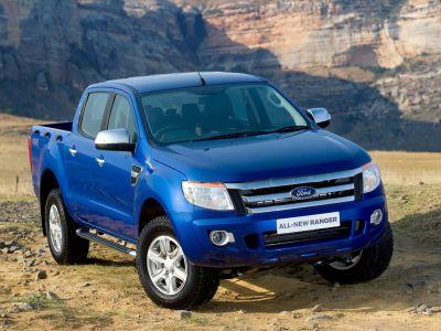 Ford Ranger 2.2 150ch BVM Limited