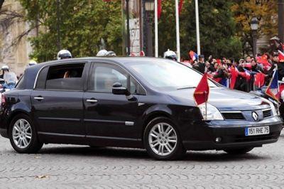 Les voitures fétiches des Présidents de la République