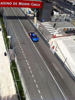Renault Alpine A110-50 live