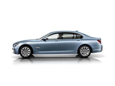 BMW Serie 7 2012