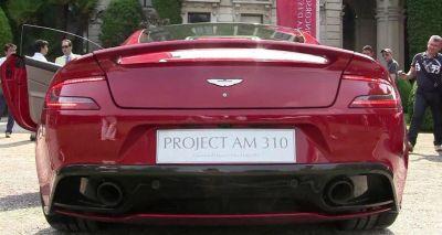 Astin Martin Project AM 310