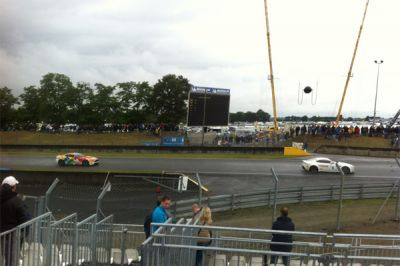 Les 24 Heures du Mans 2012 dans la peau d'un VIP