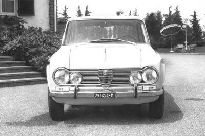 L'Alfa Romeo Giulia fête ses 50 ans