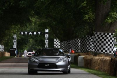 Infiniti Emerg-E Goodwood