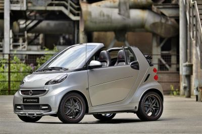 Smart Fortwo Brabus 10th Anniversary