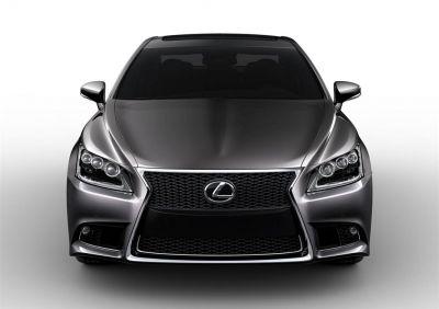 Lexus LS 2013