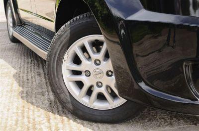 Nissan NV200 taxi anglais