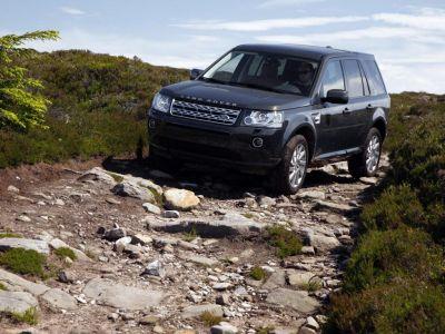 Land Rover Freelander 2 2013