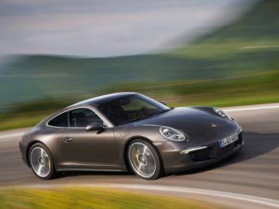 Porsche 911 Carrera 4 et 4S (type991)