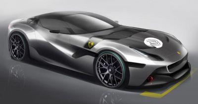 Ferrari SP Arya
