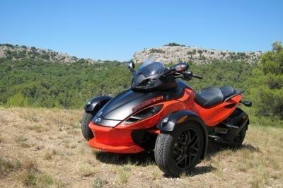 Can-Am Spyder RS-S : sous hautes assistances
