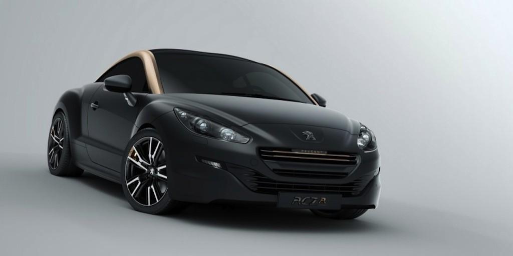Peugeot RCZ-R Concept