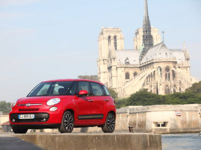 Fiat 500 L 1.3 MultiJet Easy