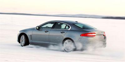 Jaguar XJ et XF AWD