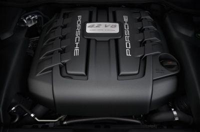 Porsche Cayenne Diesel V8