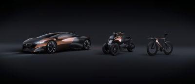 Peugeot Onyx bike et scooter