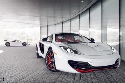 McLaren Bespoke Project 8
