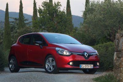 Renault Clio IV (Images Renault)
