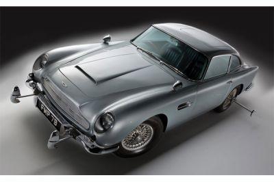 Les voitures de James Bond