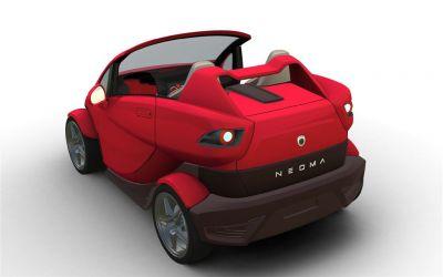 Lumeneo Neoma Roadster