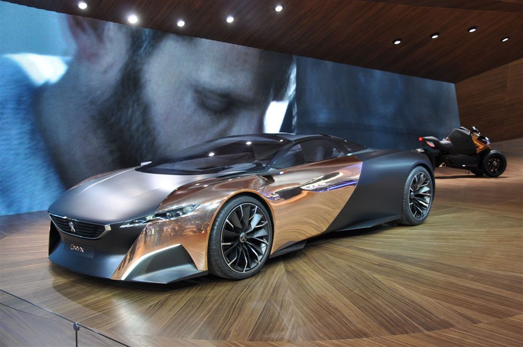 albums photos peugeot onyx concept. Black Bedroom Furniture Sets. Home Design Ideas