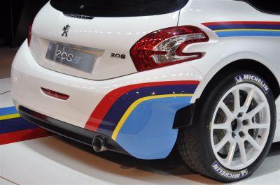 Peugeot 208 Type R5