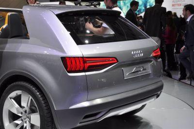 Audi Crosslane Coupé
