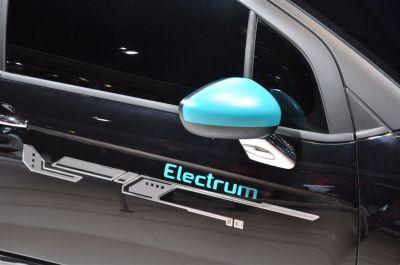 Citroen DS3 Electrum