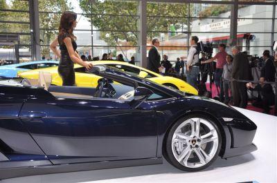 Lamborghini 550-2 Spyder