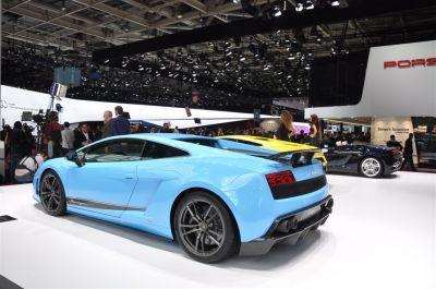 Lamborghini LP 570-4