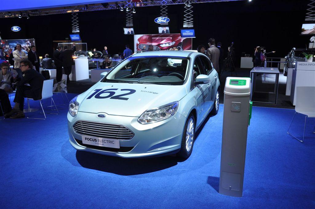 Ford Focus EV