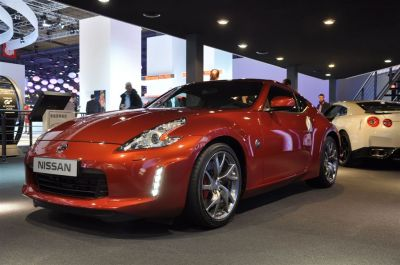Nissan 370 Z 2013