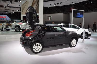 Nissan Juke Pioneer Concept