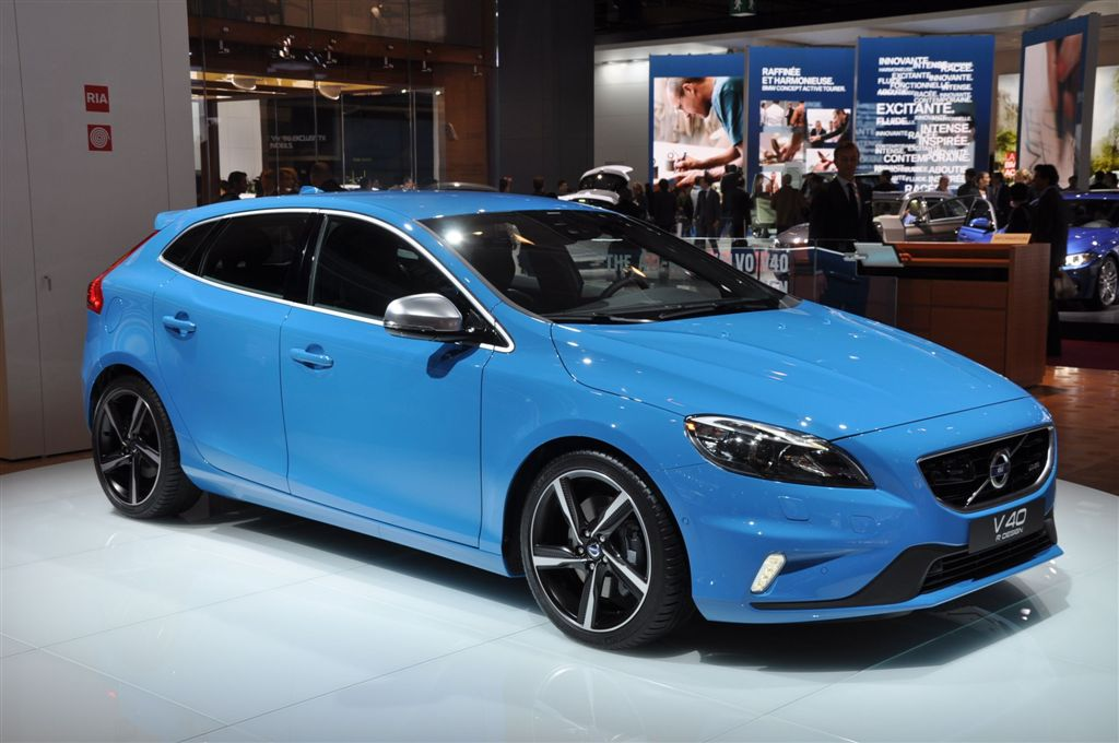 albums photos volvo v40 r design. Black Bedroom Furniture Sets. Home Design Ideas
