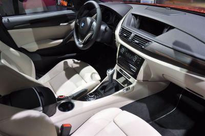 BMW X1 restyle