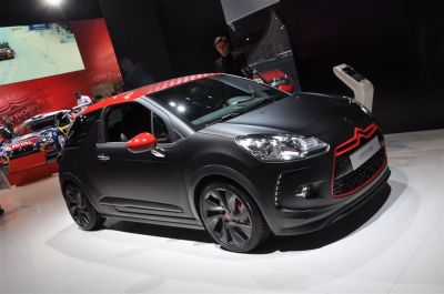 Citroen DS3 Racing S Loeb