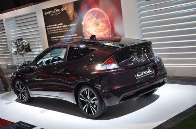 Honda CRZ 2013