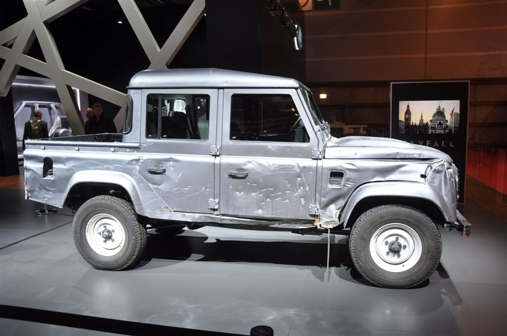 Land Rover Freelander Skyfall