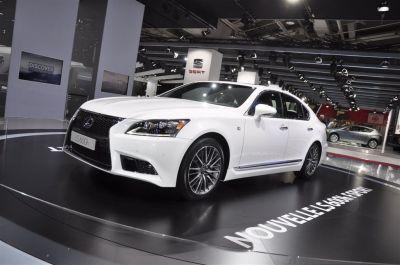 Lexus LS600h FSPORT